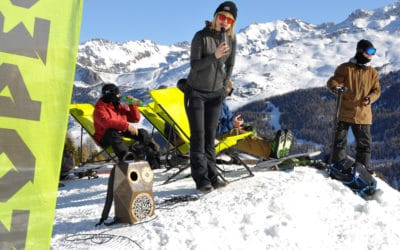 PEOPEO partenaire sonore de l'Outdoormix Winter Festival