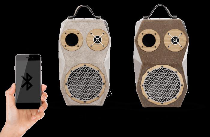 true wireless stereo voodoo boombox