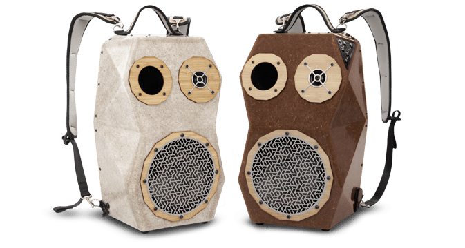 enceinte voodoo boombox party pack