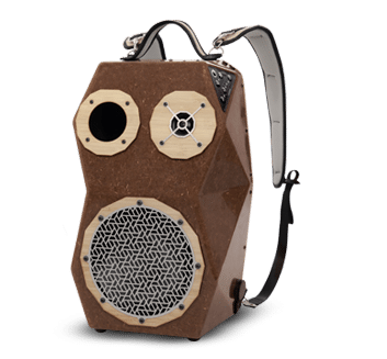 voodoo boombox enceinte nomade puissante